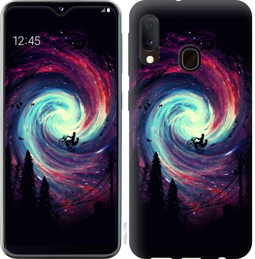 Чохол на Samsung Galaxy A20e A202F Назустріч пригодам