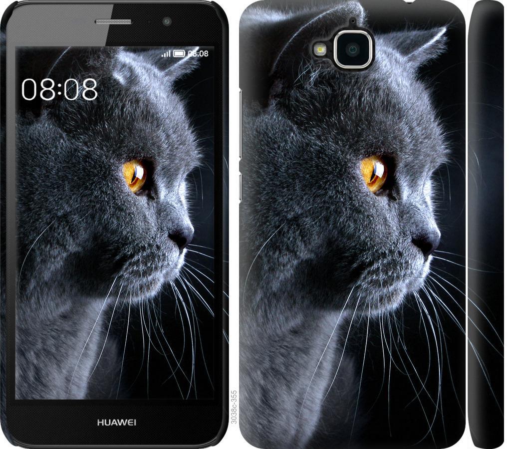 Чохол на Huawei Y6 Pro Гарний кіт