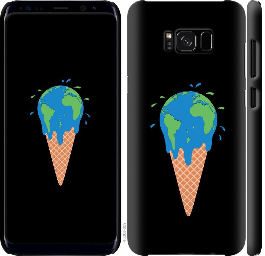Чехол на Samsung Galaxy S8 мороженое1