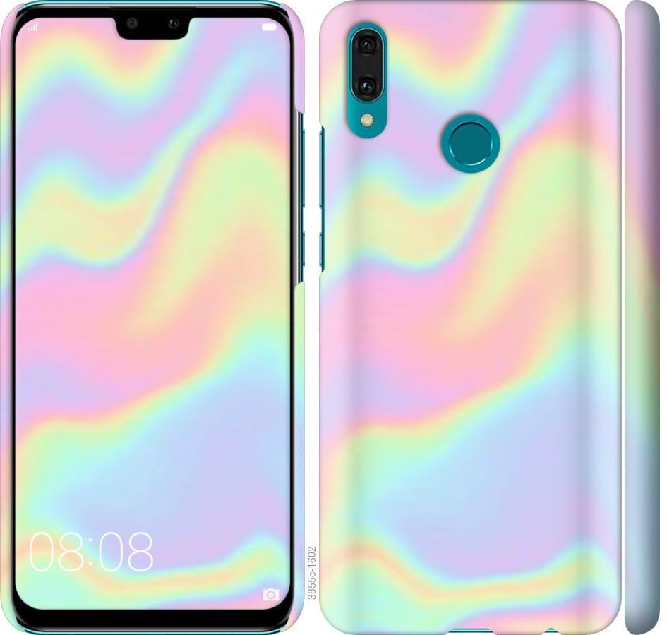 Чехол на Huawei Y9 2019 пастель