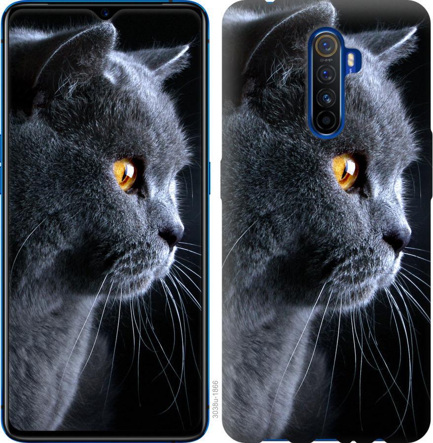 Чехол на Oppo Reno 2 Красивый кот
