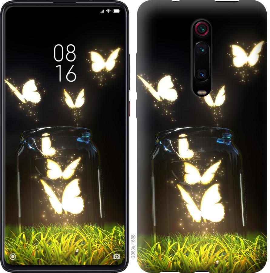Чехол на Oppo A9 2020 Бабочки