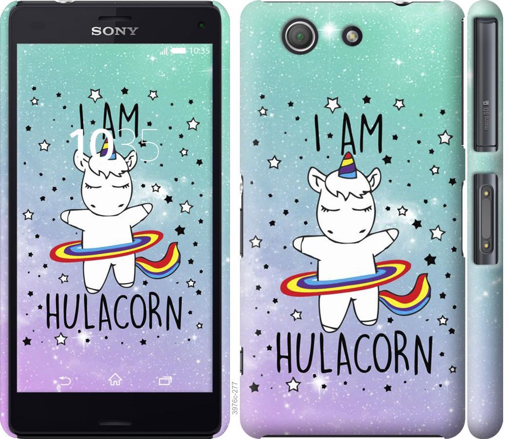 Чехол на Sony Xperia Z3 Compact D5803 Im hulacorn