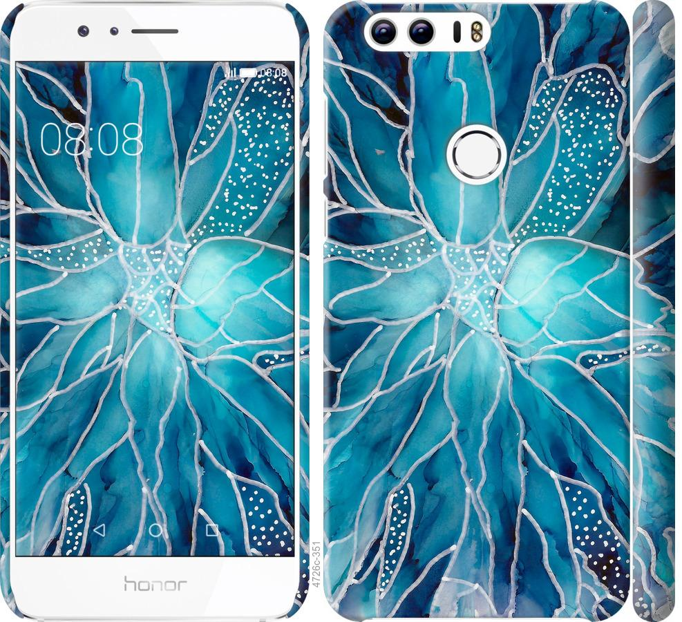 Чехол на Huawei Honor 8 чернило
