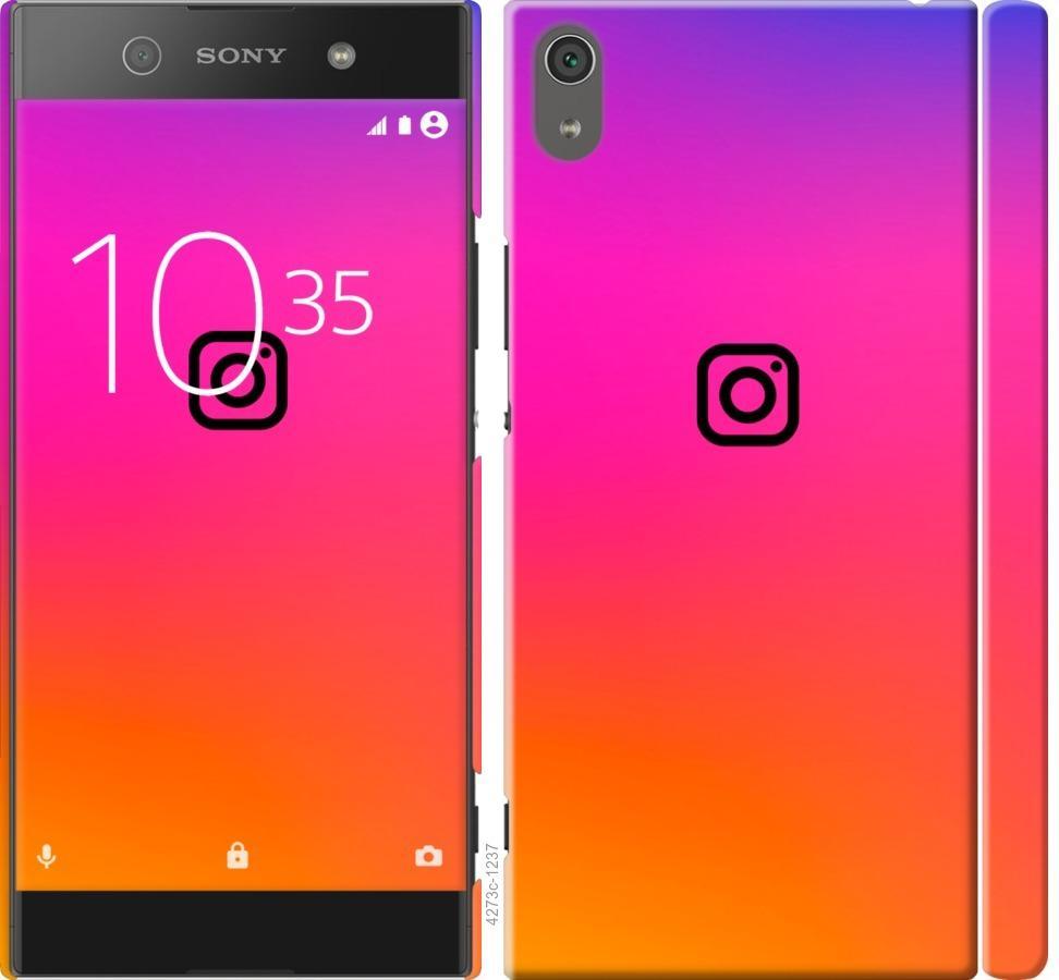 Чехол на Sony Xperia XA1 Ultra G3212 Instagram
