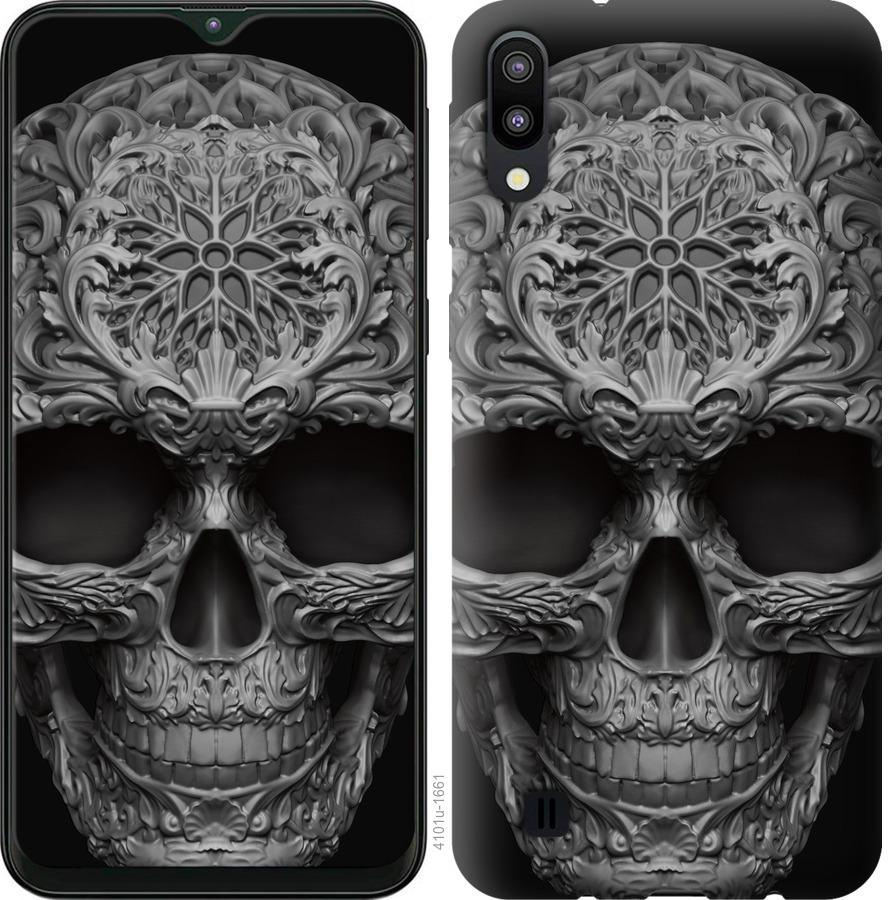 Чехол на Samsung Galaxy A2 Core A260F skull-ornament