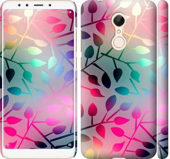 Чехол на Xiaomi Redmi 5 Листья