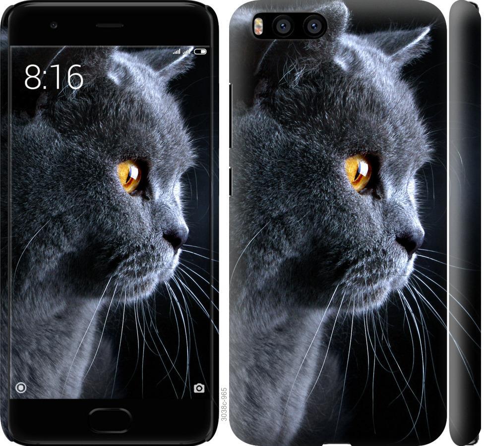 Чехол на Xiaomi Mi6 Красивый кот