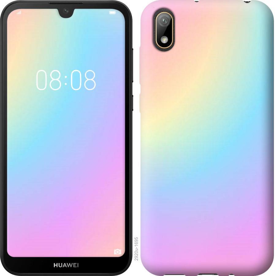 Чехол на Huawei Y5 2019 Радуга 2