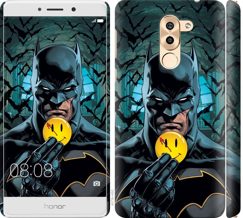 Чехол на Huawei GR5 2017 Бэтмен 2