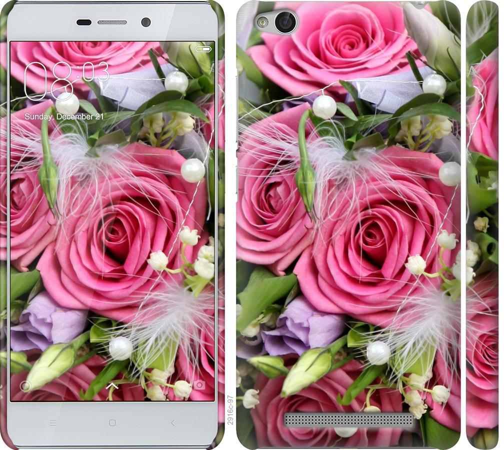 Чехол на Xiaomi Redmi 3 Нежность