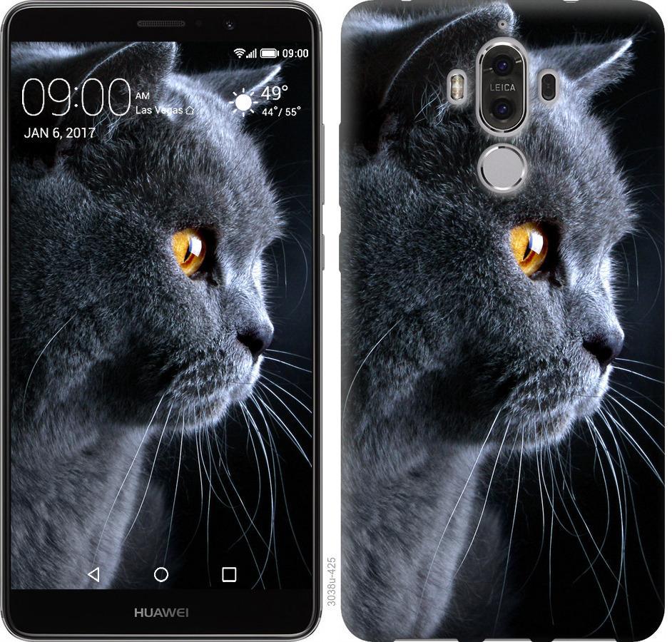 Чохол на Huawei Mate 9 Гарний кіт