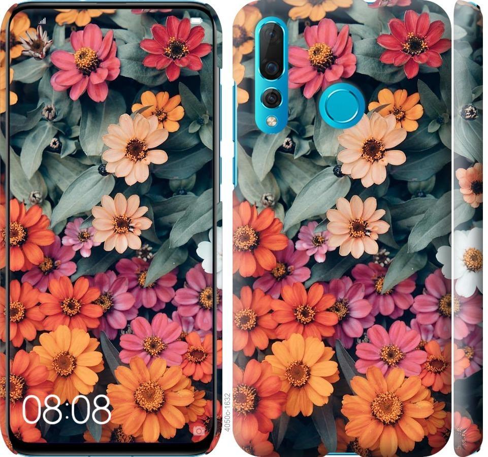 Чехол на Huawei Nova 4 Beauty flowers