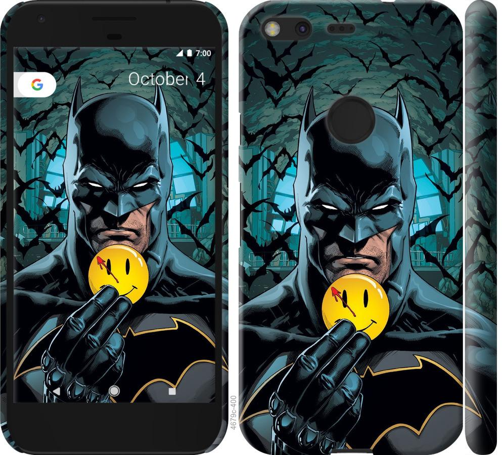 Чехол на Google Pixel Бэтмен 2