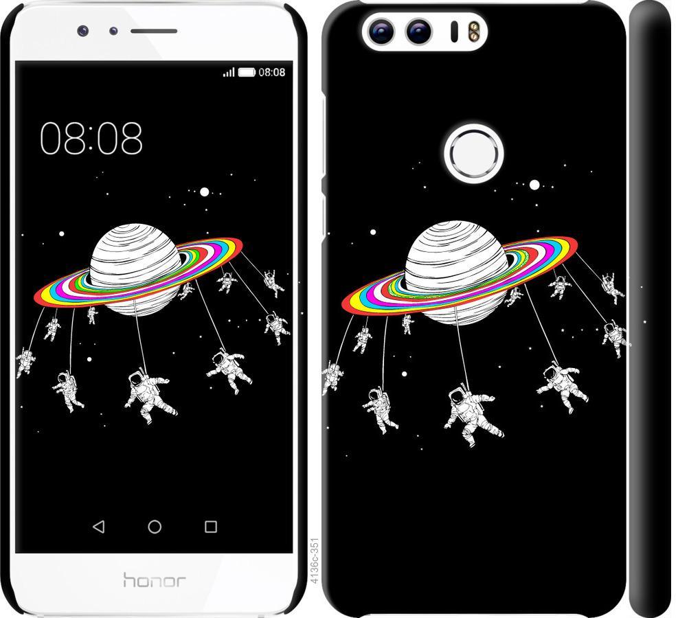 Чехол на Huawei Honor 8 Лунная карусель