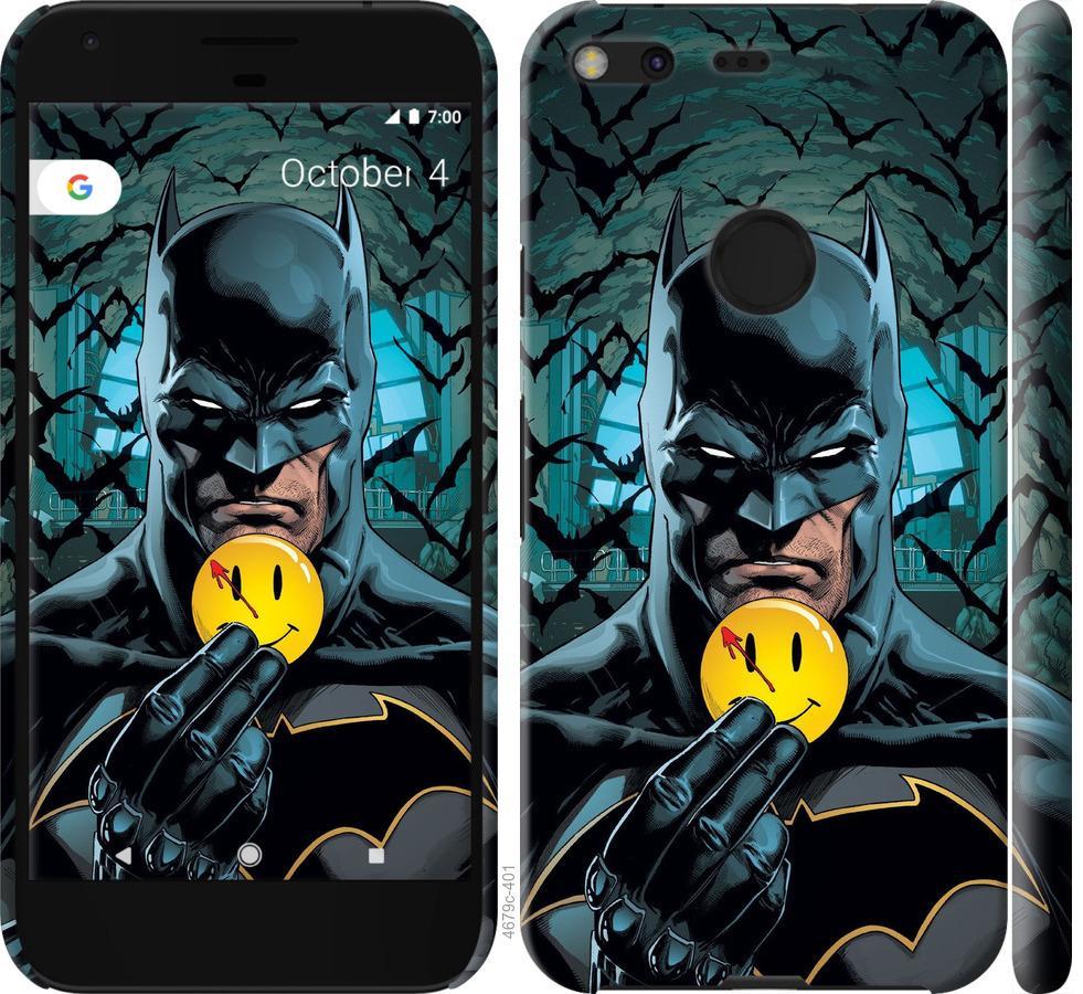 Чехол на Google Pixel XL Бэтмен 2