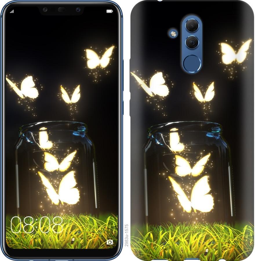 Чехол на Huawei Mate 20 Lite Бабочки