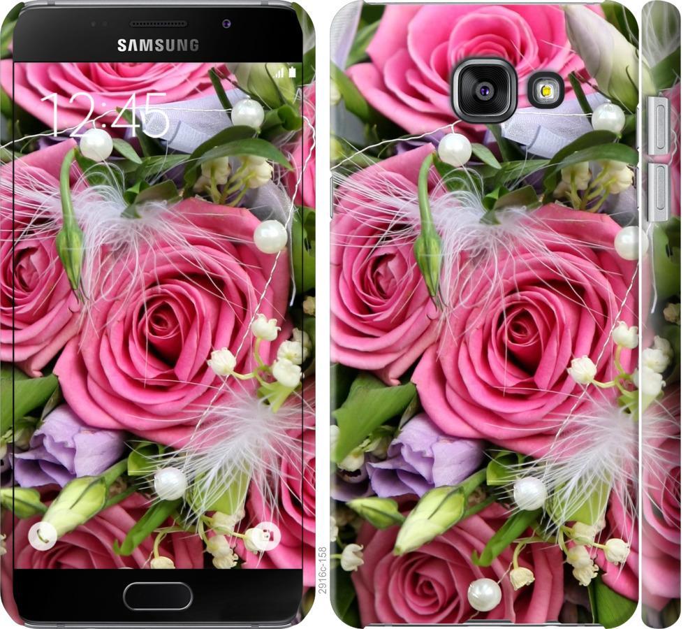 Чехол на Samsung Galaxy A5 (2016) A510F Нежность