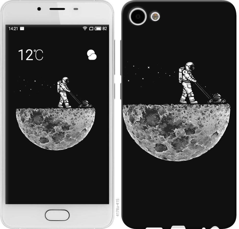 Чохол на Meizu U10 Moon in dark