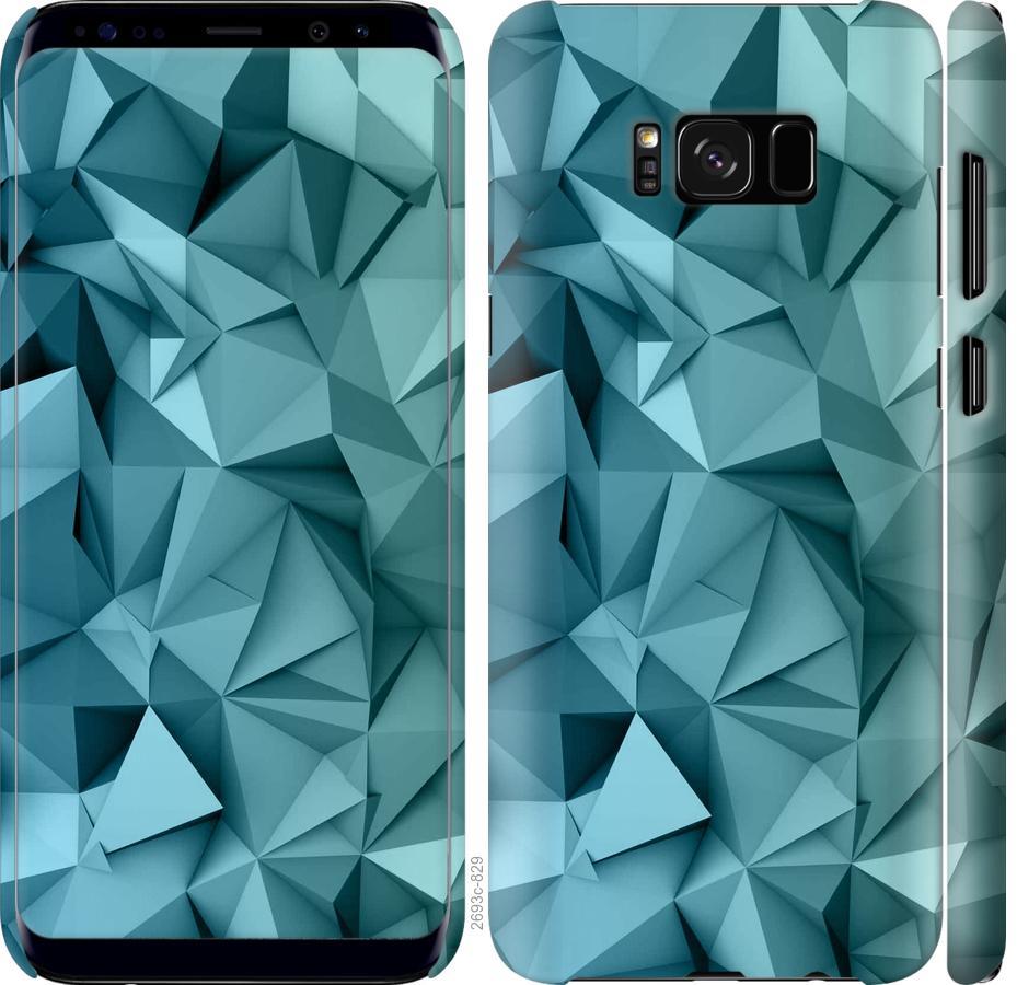 Чехол на Samsung Galaxy S8 Геометрический узор v2