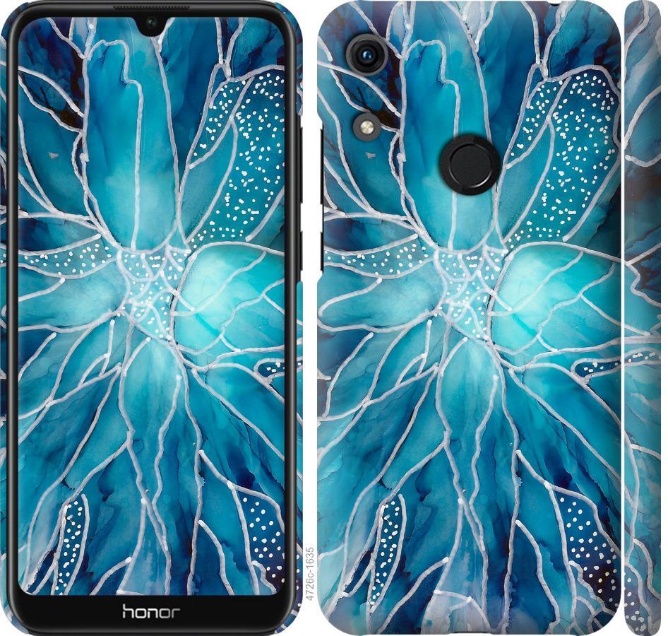 Чехол на Huawei Honor 8A чернило