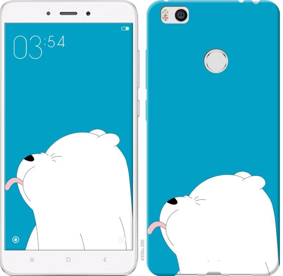 Чехол на Xiaomi Mi4s Мишка 1
