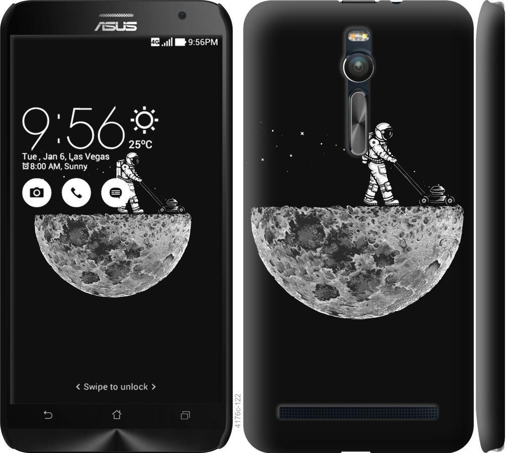 Чехол на Asus Zenfone 2 ZE551ML Moon in dark