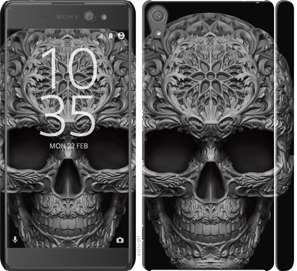 Чехол на Sony Xperia XA Ultra Dual F3212 skull-ornament