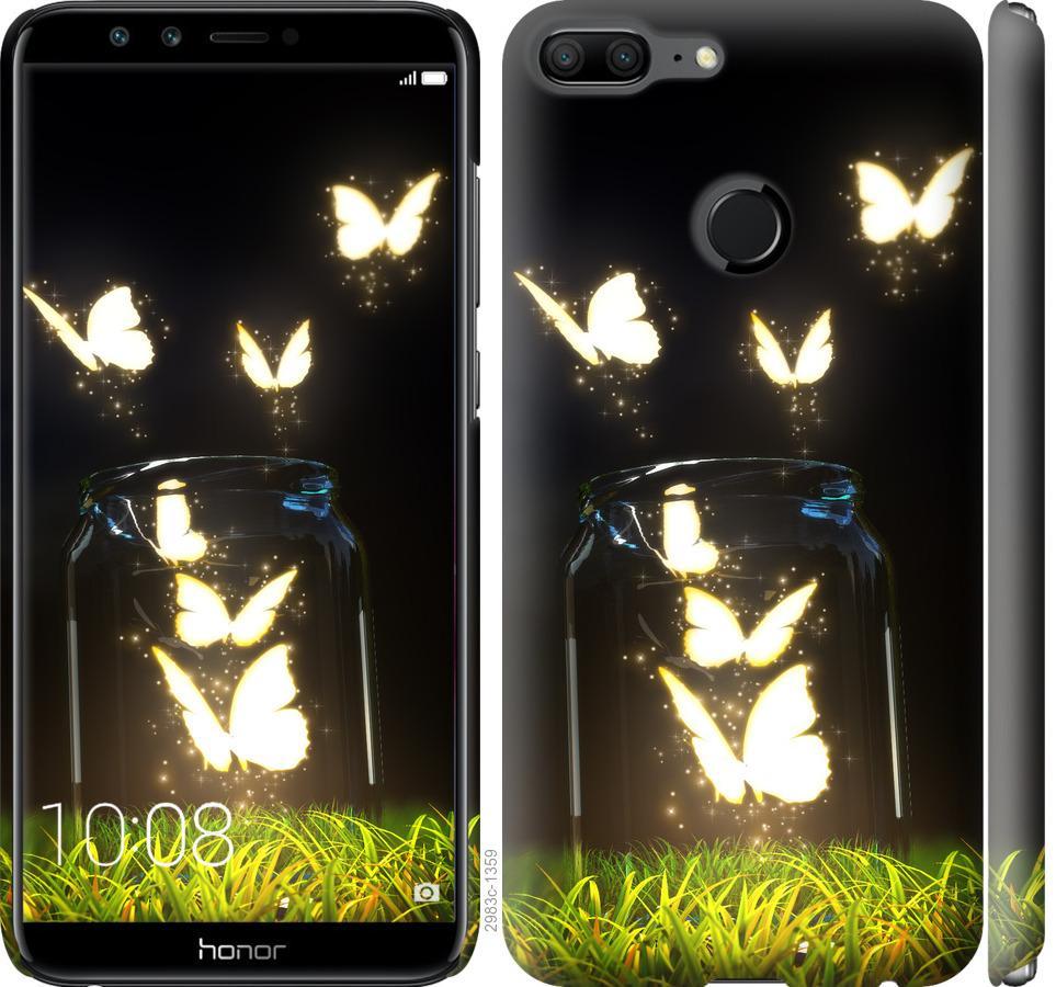 Чехол на Huawei Honor 9 Lite Бабочки