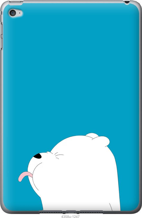 Чехол на iPad mini 4 Мишка 1