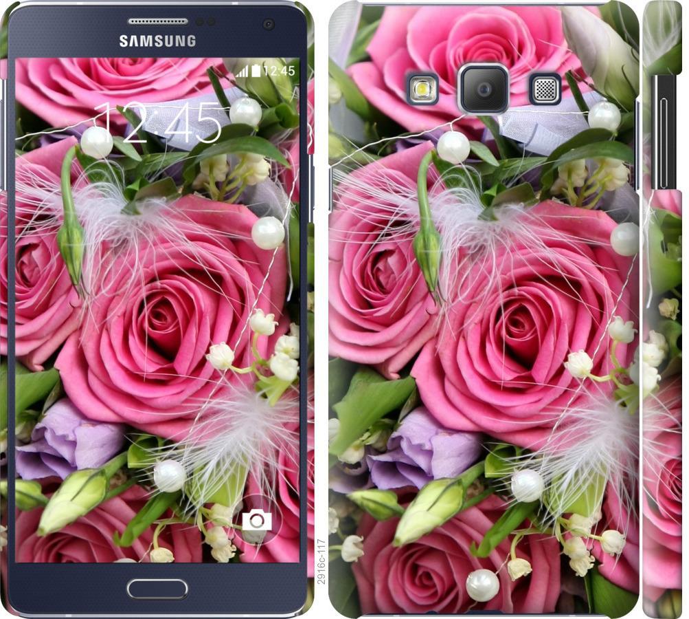 Чехол на Samsung Galaxy A7 A700H Нежность