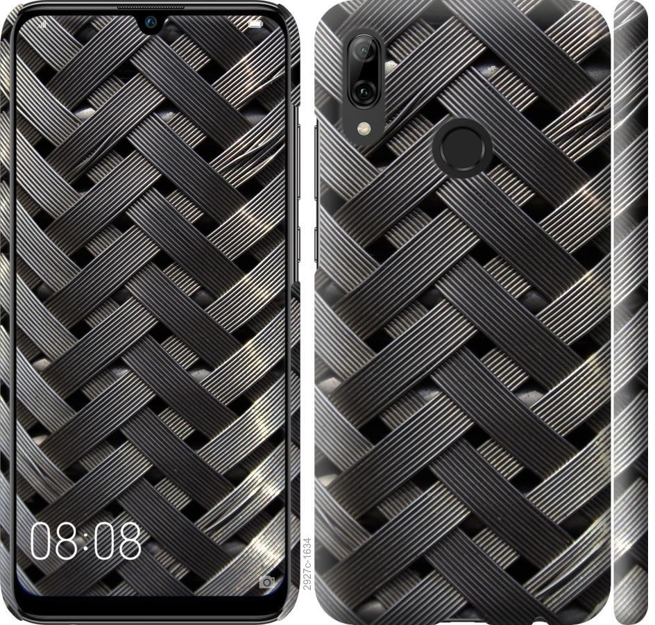 Чехол на Huawei P Smart 2019 Металлические фоны