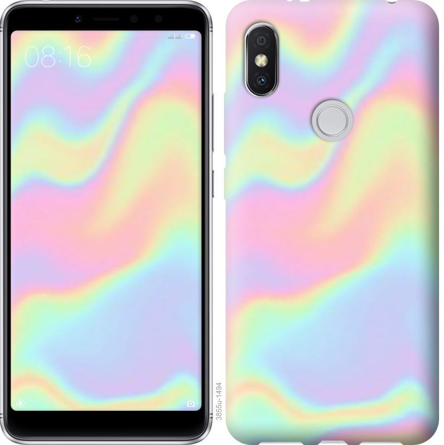 Чехол на Xiaomi Mi Mix 2s пастель