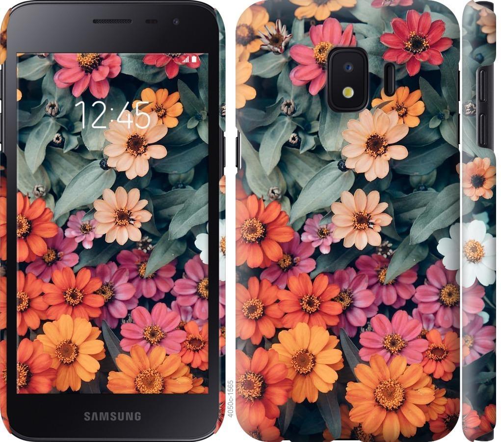 Чехол на Samsung Galaxy J2 Core Beauty flowers