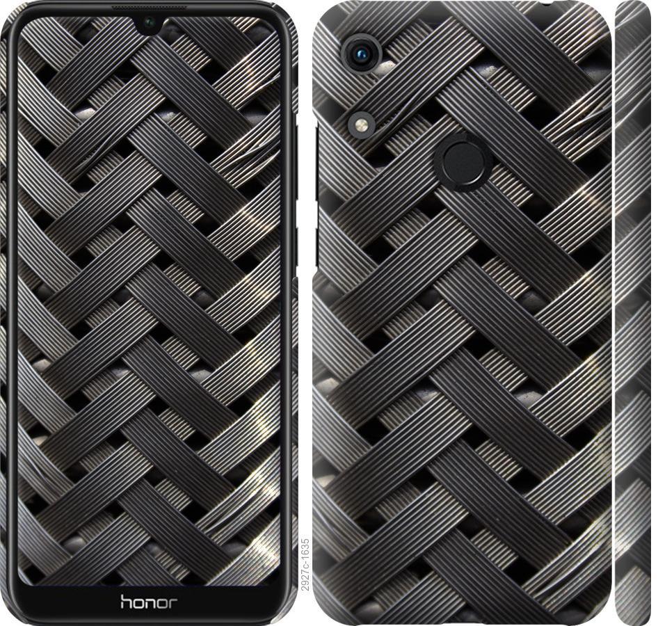 Чехол на Huawei Honor 8A Металлические фоны