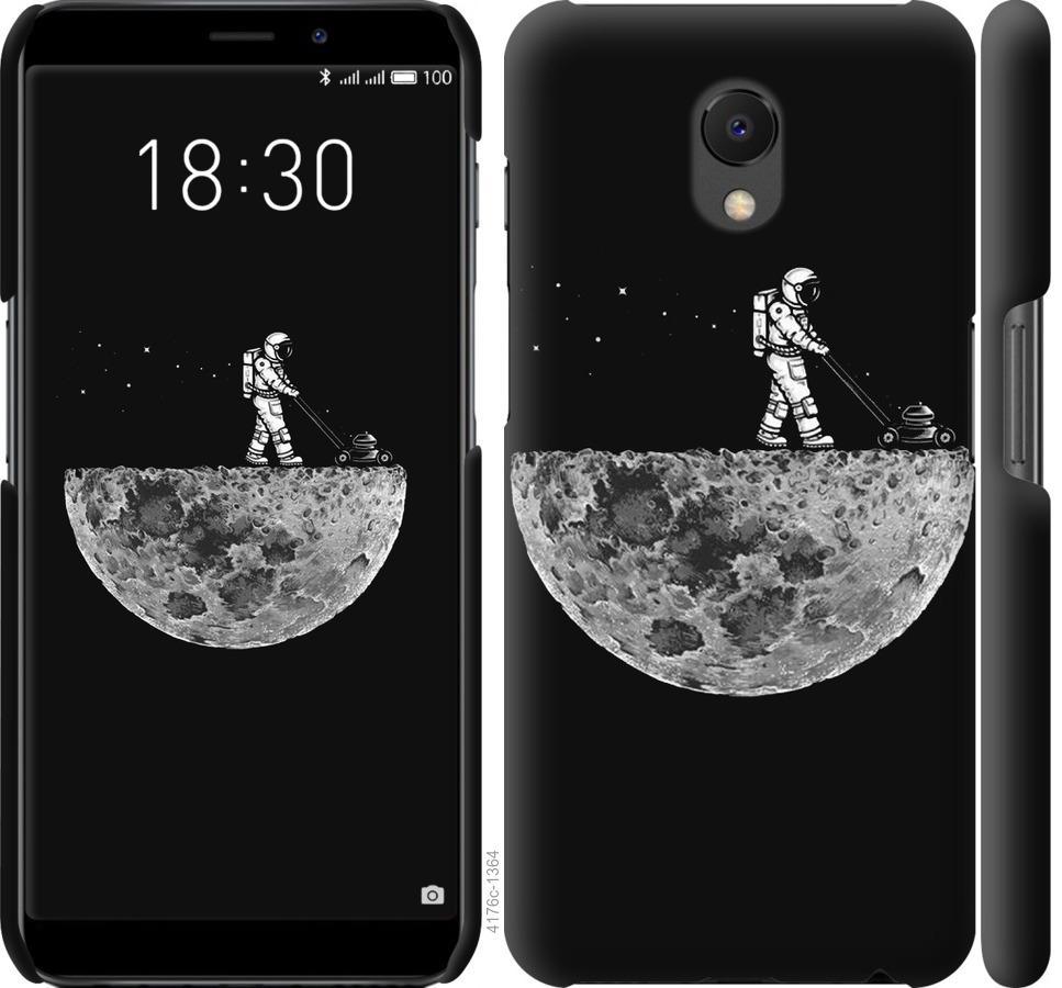 Чехол на Meizu M6s Moon in dark