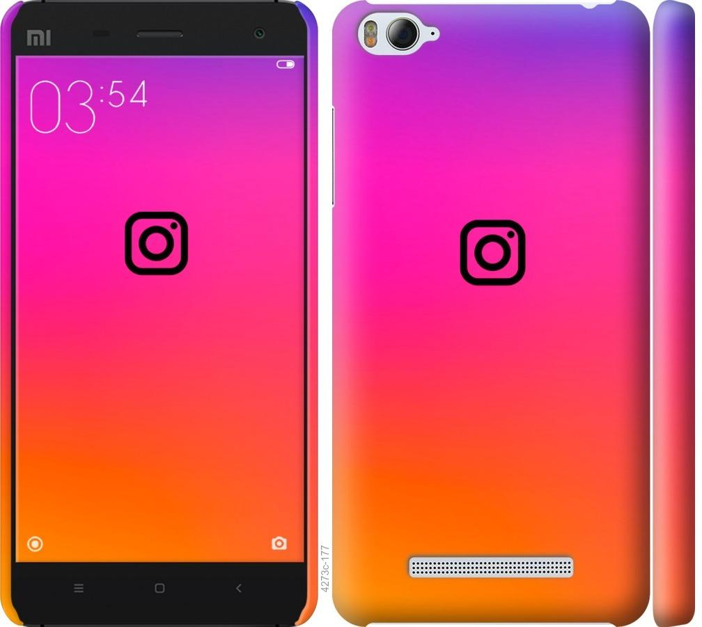 Чехол на Xiaomi Mi4i Instagram