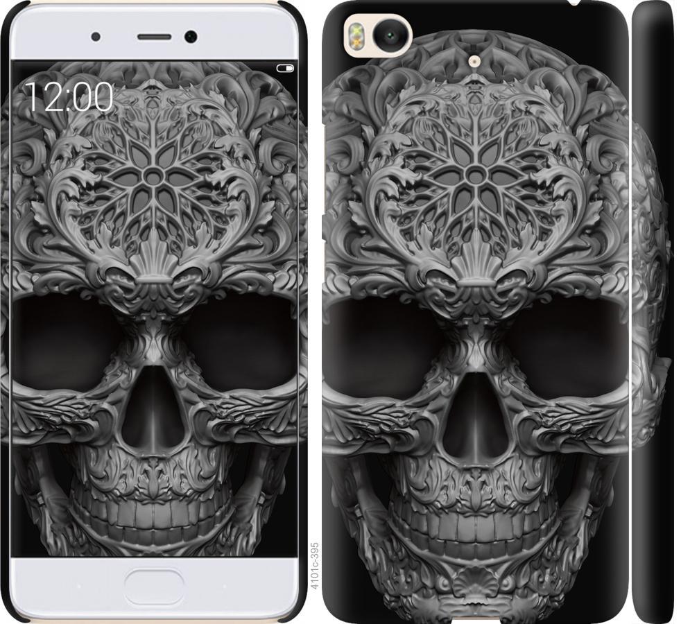 Чехол на Xiaomi Mi 5s skull-ornament