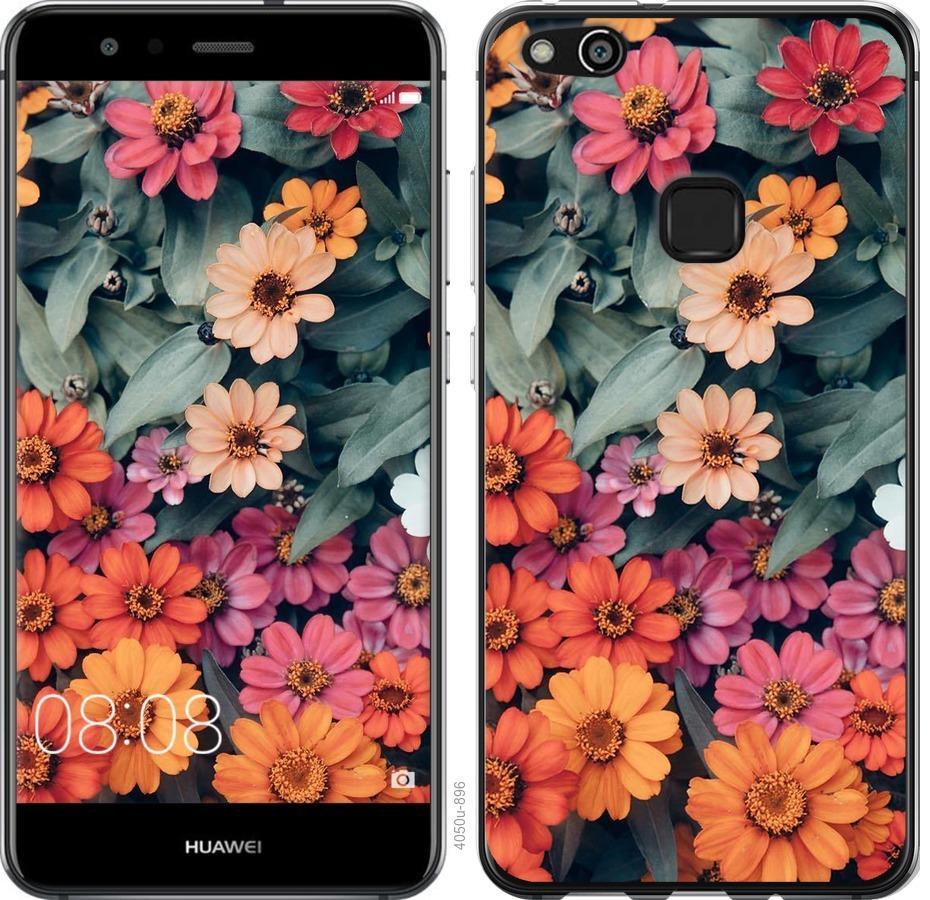 Чехол на Huawei P10 Lite Beauty flowers