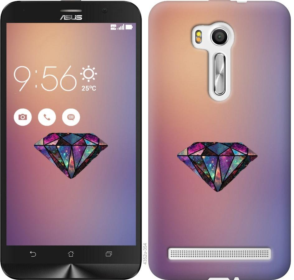 Чехол на Asus ZenFone Go TV ZB551KL Диамант