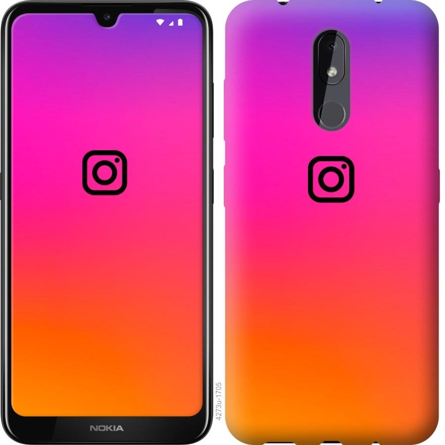 Чехол на Nokia 3.2 Instagram