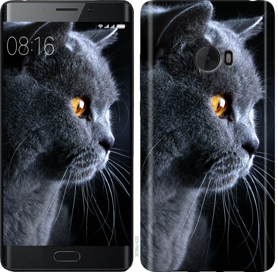 Чехол на Xiaomi Mi Note 2 Красивый кот