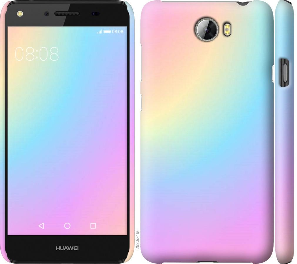 Чехол на Huawei Y5 II Радуга 2