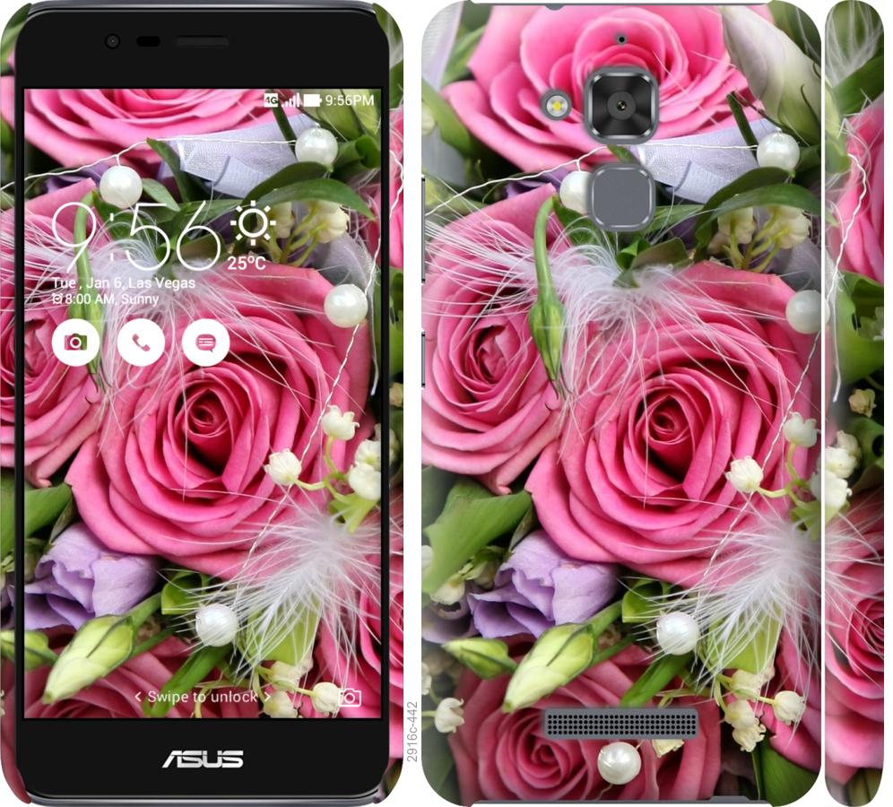 Чехол на Asus Zenfone 3 Max ZC520TL Нежность