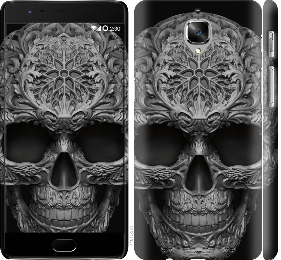 Чохол на OnePlus 3T skull-ornament