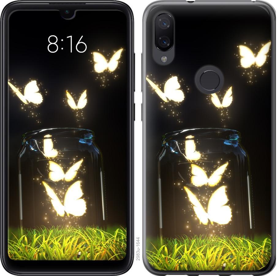Чехол на Xiaomi Mi Play Бабочки