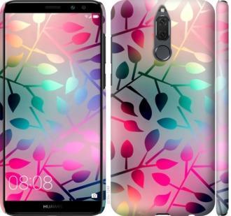 Чехол на Huawei Mate 10 Lite Листья