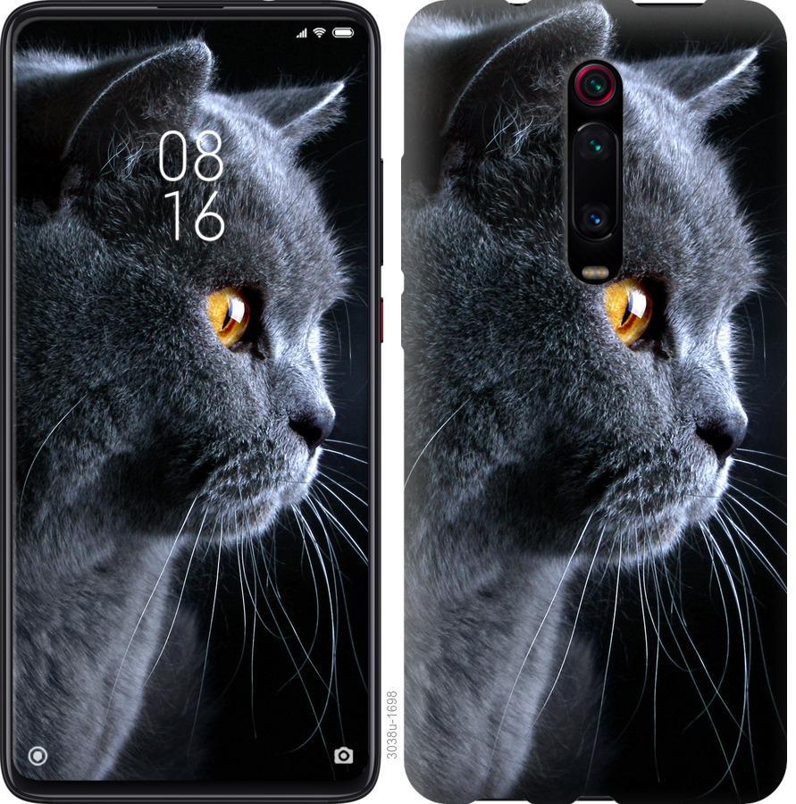 Чехол на Oppo A9 2020 Красивый кот