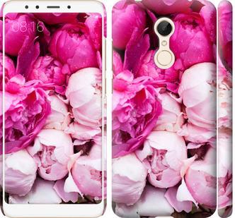 Чехол на Xiaomi Redmi 5 Розовые пионы