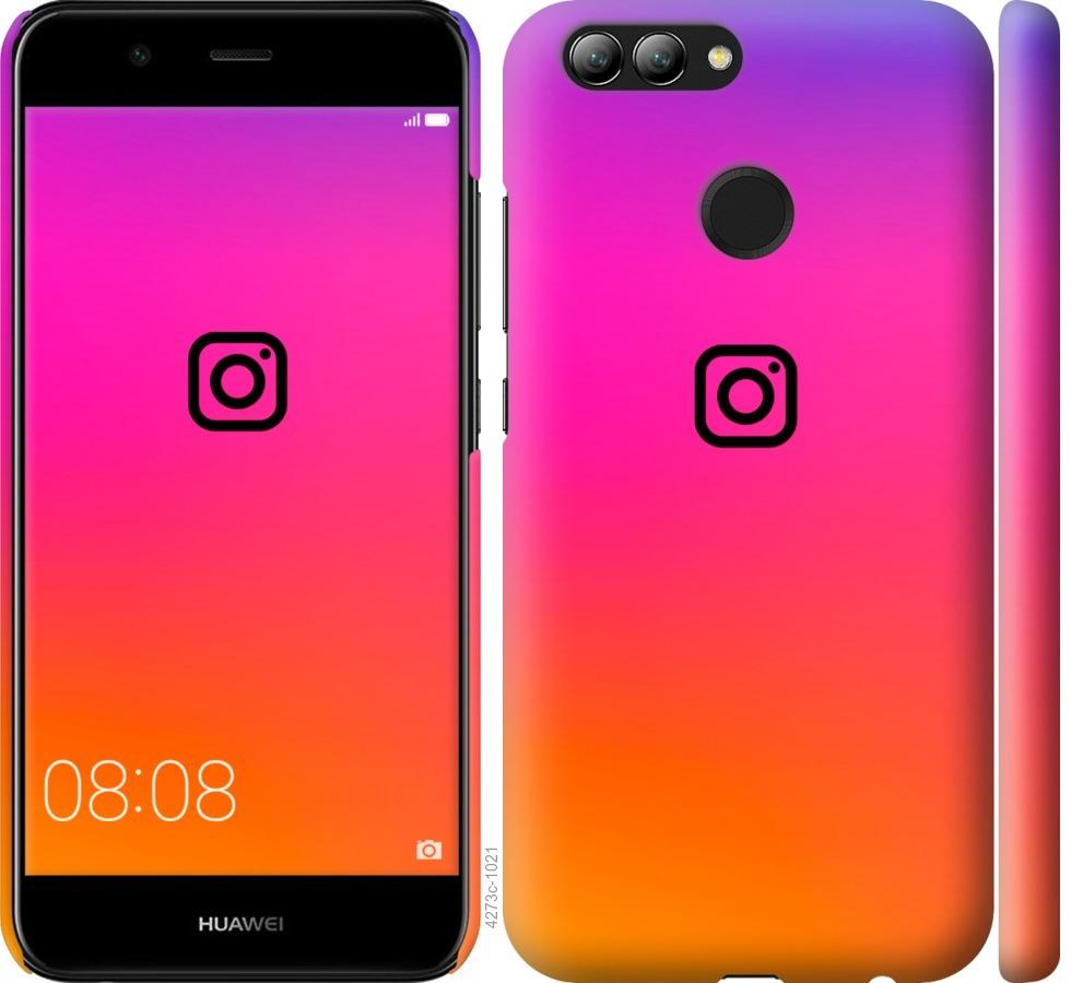 Чехол на Huawei Nova 2 Instagram